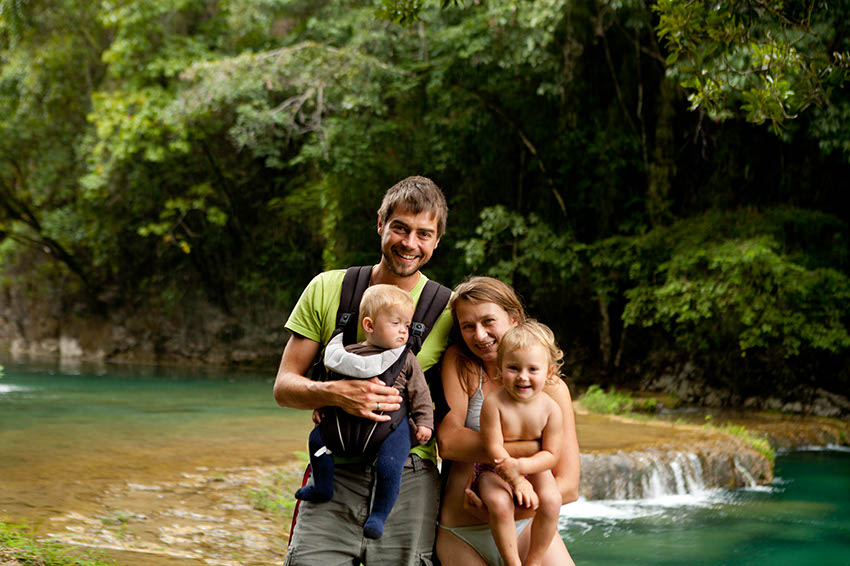 Guatemala Semuc Champey You Should Also Have A Pic Together Said Some Guy