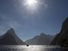 New Zealand, MIlford Sound (2014): On the boat; Photo: Thomas Alboth
