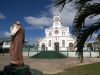 Tonga, Neiafu, Vavau Islands (2014): The catholic church; Photo: Thomas Alboth