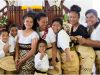 Tonga, Ofu Island (2014): In the church; Photo: Thomas Alboth