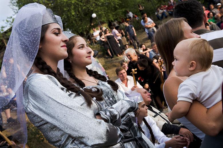 Auto Festival 2014 Georgia Tbilisi: Eat Like A Local: Food In Tonga (Fruits, Fish, Meat