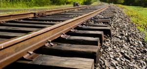 On the way - Railway in Urkraine