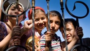 Roma Kids in Soroca (Moldova)