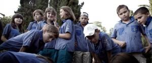 Kids in the Artek Camp on Crimea (Ukraine)