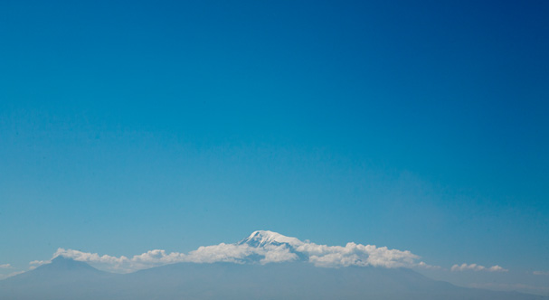 Yerevan (Armenia): View on the Ararat
