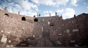 The Castle in Ankara (Turkey)