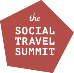 Logo: The Social Travel Summit