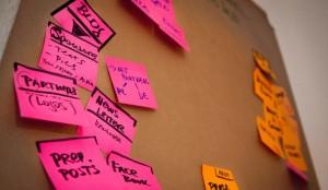 preperations wall