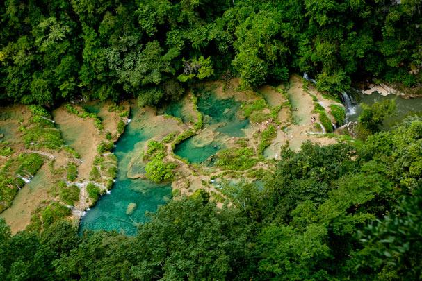 Guatemala> Semuc Champey, Near Lanquin
