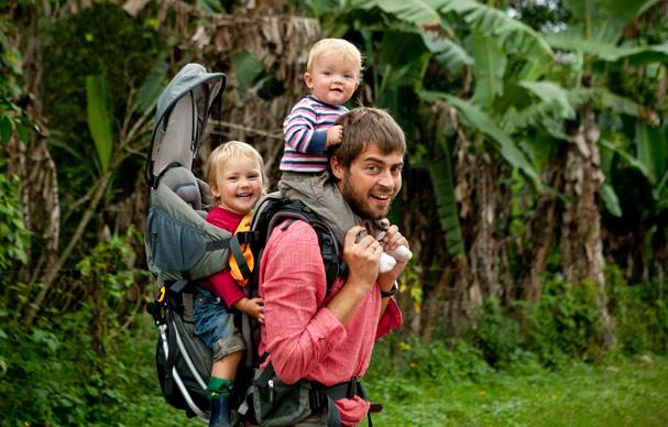 honduras: on the walk at lago de yojoa