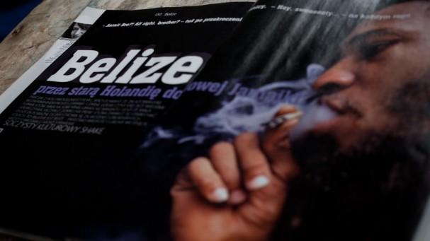 Kontynenty Magazina, Belize - Anna Alboth
