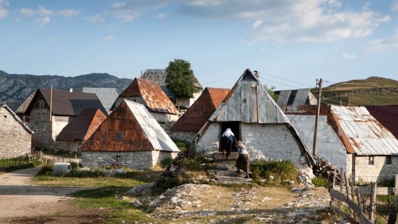 Bosnia: Lukomir; Photo: Thomas Alboth