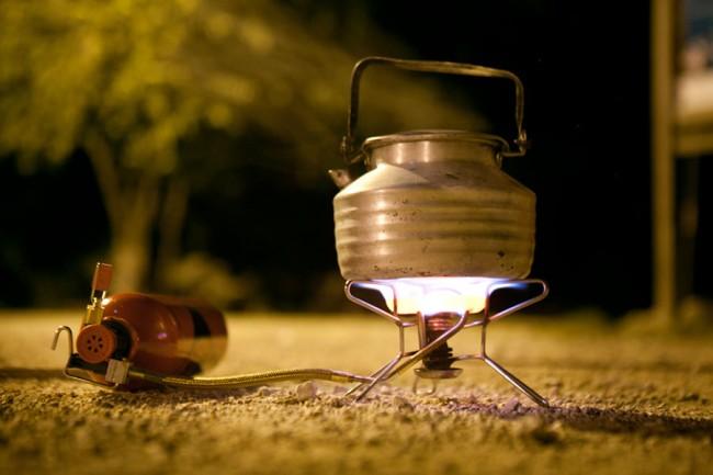 petrol/gazoline cooker