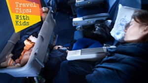 Travelling with Kids: In the airplane