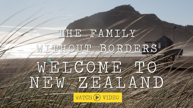 Video: Welcome to New Zealand
