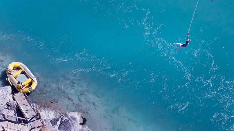 Queenstown (New Zealand): Bungee Jumping