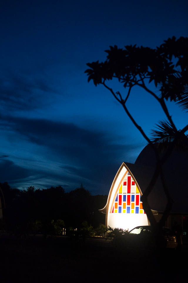 Tongatapu (Tonga): No place in Tonga without at least 5 churches