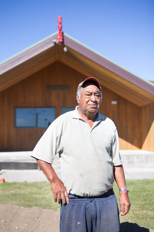 Maketu (New Zealand): Uncle Boy and his house