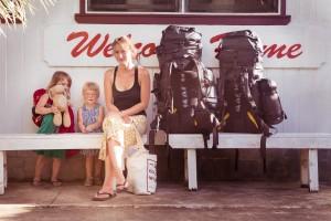 Spis rzeczy do zapakowania do plecaka w rodzinną outdoorową podróż