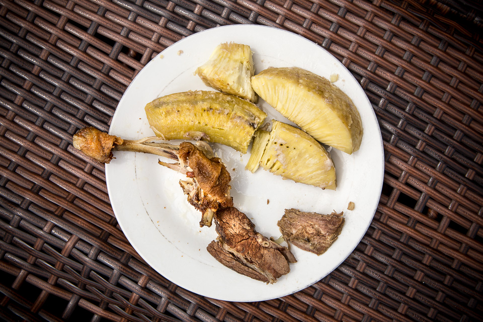 Eat Like A Local Food In Tonga Fruits Fish Meat Vegetables