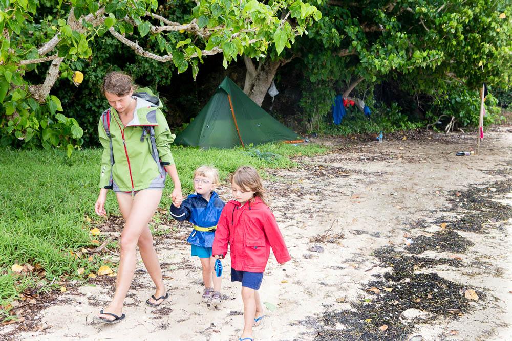 3 Days Alone On Uninhabited Island Tonga Vavau Group The Family