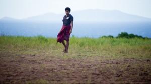 Fiji: Women in Levuka (Ovalau Island)