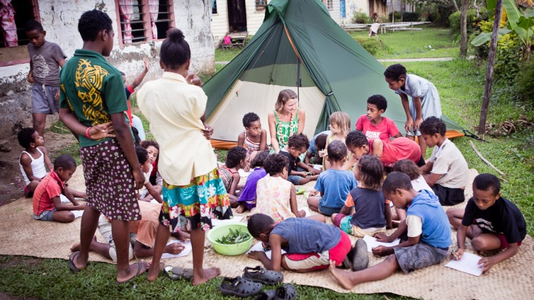 Fiji: Village holidays on Ovalou Island (Visoto, Levuka)