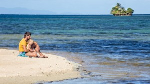 Fiji: Relaxing holidays on the little Caqalai Island