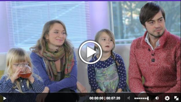 Rodzina Bez Granic, TVP2, Pytanie na śniadanie