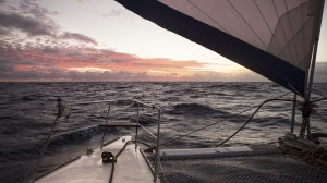Night Sailing: Tonga to Fiji (South Pacific, 2014)
