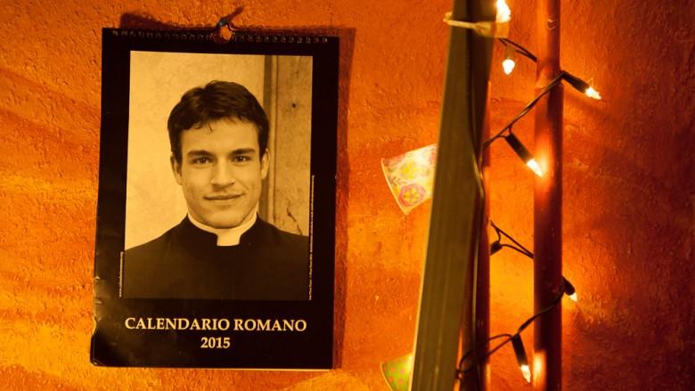 Calendario Romano - Roman priests calendar 2015