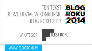 Onet Blog of the Year 2015 Competition