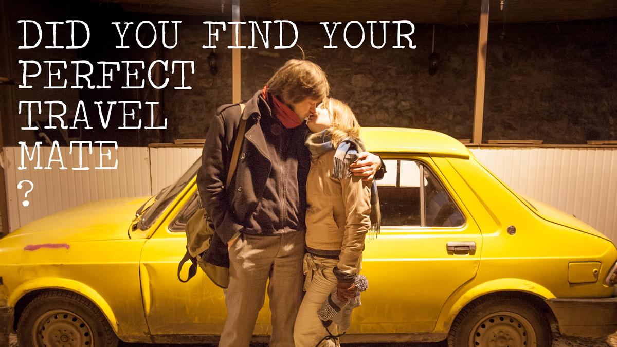 find travel partner