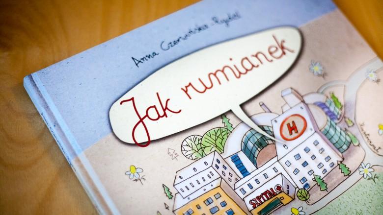 """""""Jak rumianek"""" Anna Czerwińska-Rydel - Wyd. Bernardinum - 10 najlepszych książek dla dzieci, 2016, 2015"""