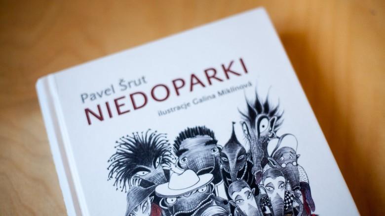 """""""Niedoparki"""" Pavel Šrut - Wyd. Afera – 10 najlepszych książek dla dzieci, 2016, 2015"""
