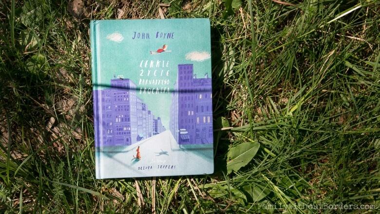 Książka: Lekkie życie Barnabyego Brocketa, John Boyne /Wyd. Dwie Siostry