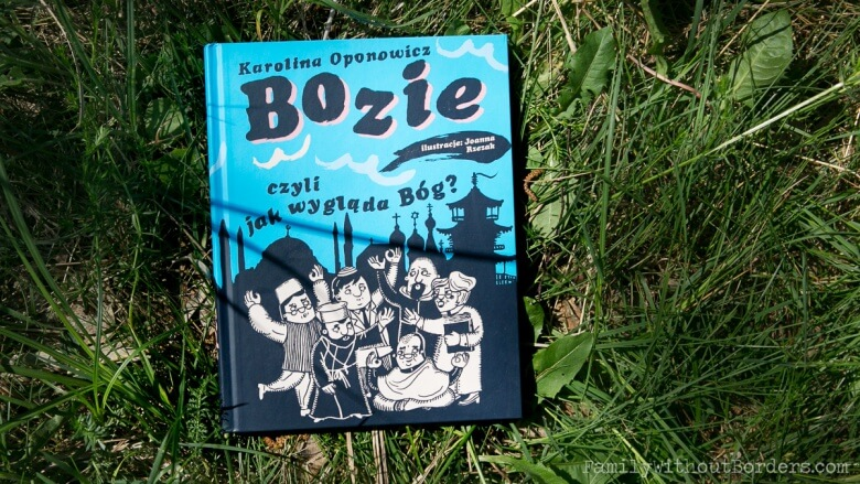 Książka: Bozie, Karolina Oponowicz, Wyd. Agora