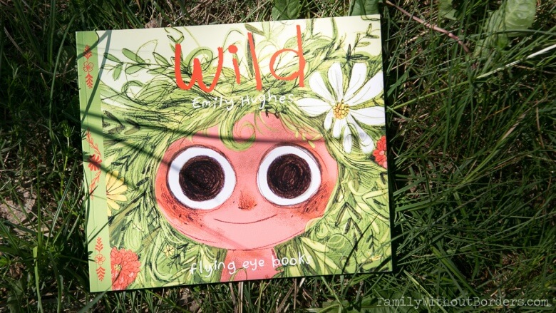 Książka: Wild, Emily Hughes, Wyd. Flying Eye Books