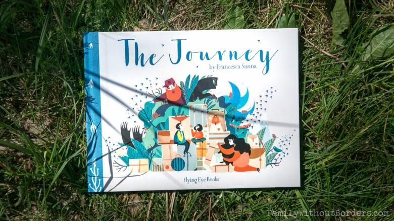 Książka: The Journey, Francesca Sanna, Wyd. Flying Eye Books