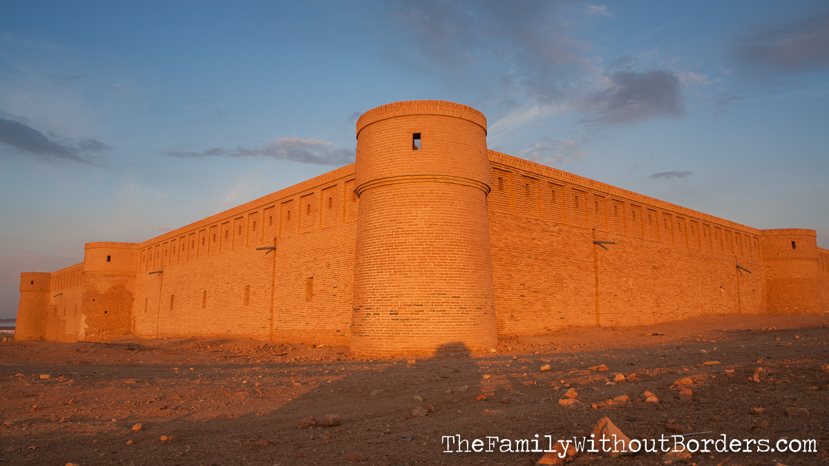What to do in Kashan Iran with Kids  The Family Without Borders