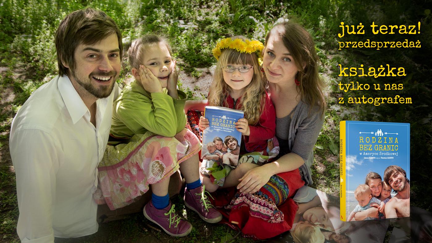Rodzina Bez Granic w Ameryce Srodkowej / Anna Alboth