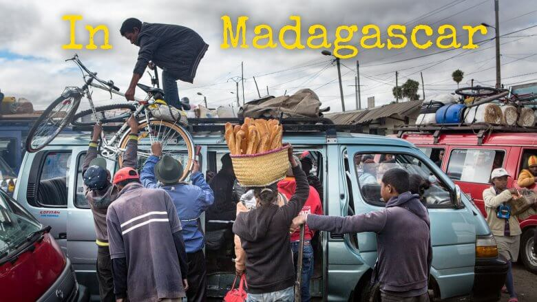 Bus station in Antananarivo (Tanna, Madagascar), Taxi Brousse, Taxi B