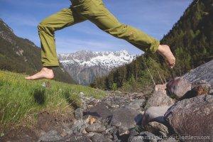 Grand Tour Szwajcaria, Alpy