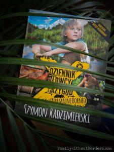 książka: Dziennik łowcy przygód – Szymon Radzimierski