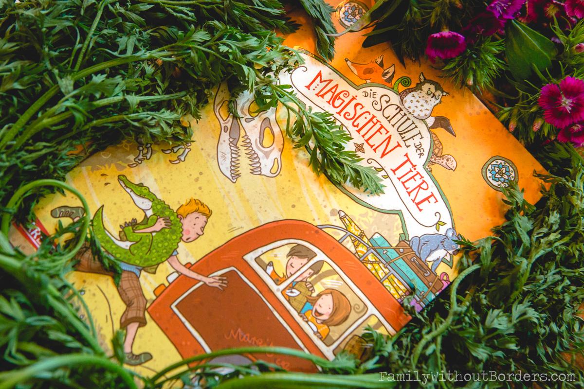 Książka: Szkoła magicznych zwierząt, Magrit Auer