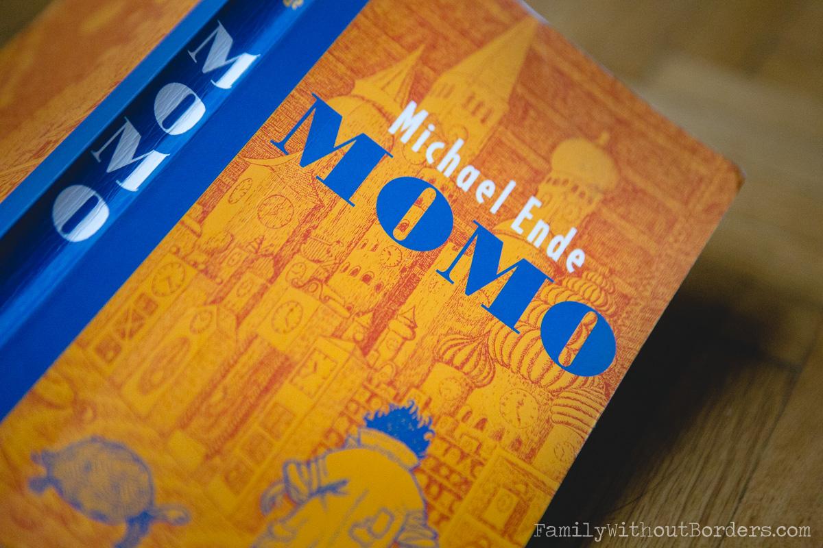 książka: Momo - Michael Ende